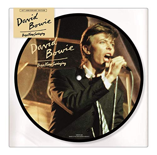 David Bowie - Boys Keep Swinging 40Th Anniversary (Picture) (Lp-Vinilo-Single 7'')