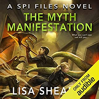 The Myth Manifestation cover art