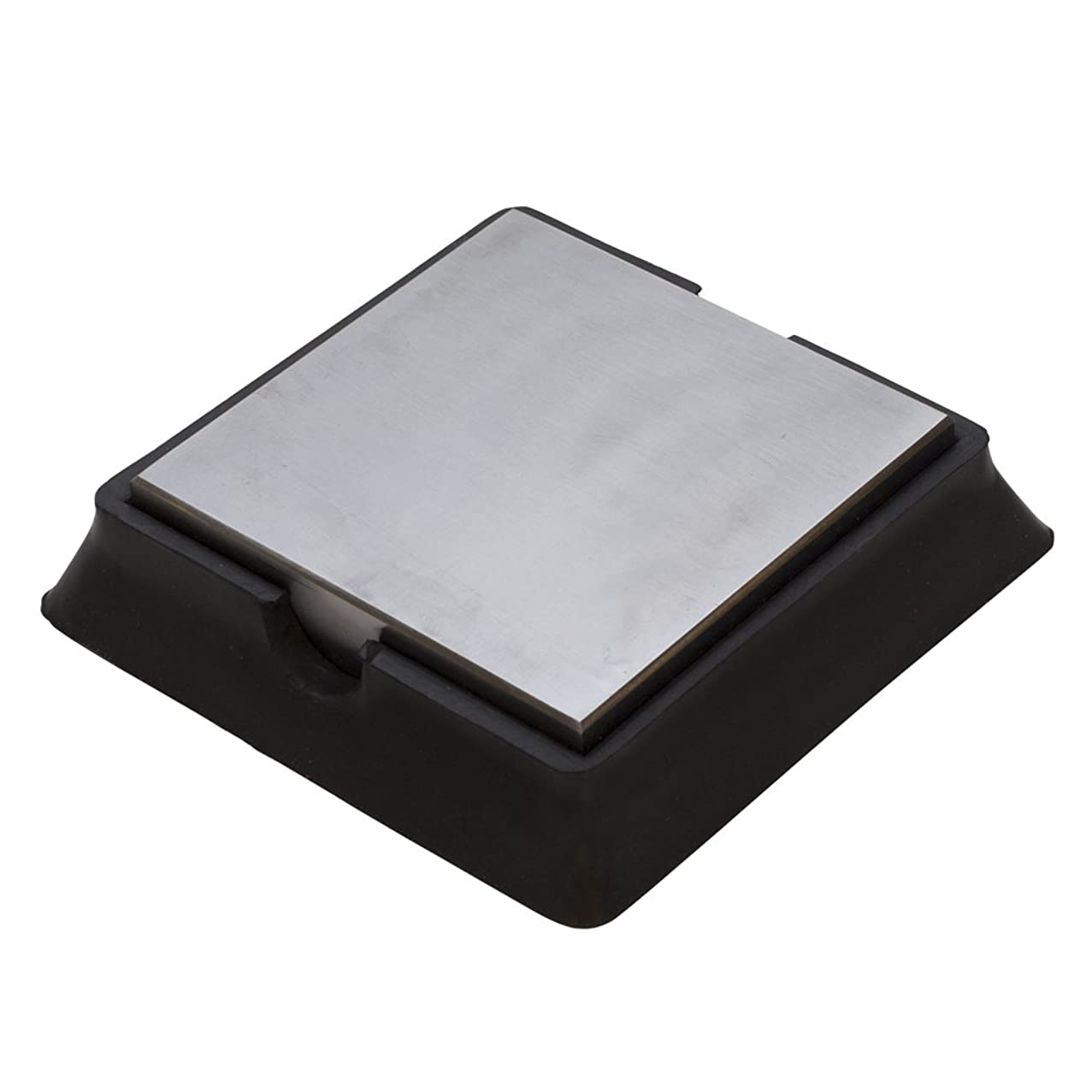 Steel and Rubber Bench Block, 4 Inches   DAP-545.00