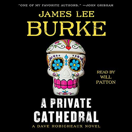 A Private Cathedral Audiobook By James Lee Burke cover art