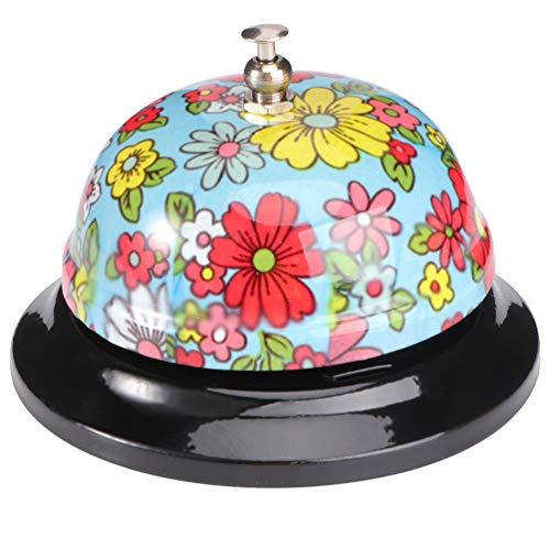 TOYANDONA Dzwonek do obsługi klienta dzwonek biuro biurko dzwonek dzwonek do klasy biura recepcji hotelu restauracji kuchni dzwonek (losowy styl)