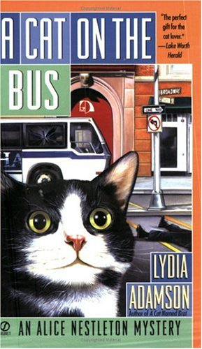 A Cat on the Bus