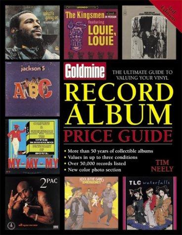 Price comparison product image Goldmine Record Album Price Guide