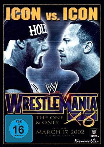 WWE - Wrestlemania 18 [2 DVDs]