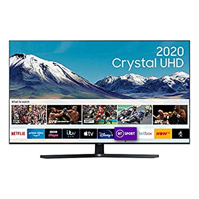 "Samsung 43"" TU8500 Dynamic Crystal Colour HDR Smart 4K TV with Tizen OS from Samsung"
