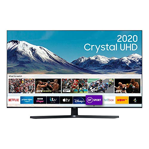 Samsung 43' TU8500 Dynamic Crystal Colour HDR Smart 4K TV with Tizen OS