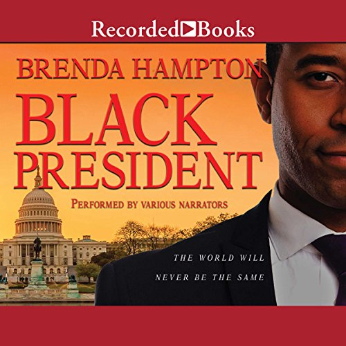 Black President audiobook cover art