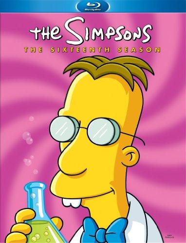 Simpsons Season 16 (mixed) [Blu-ray]