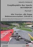 Enzyklopädie des Sports - Motors...