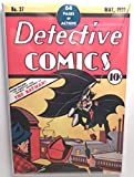 Detective Comics #27 Batman Vintage Comic Cover 2 x3' MAGNET Refrigerator Locker
