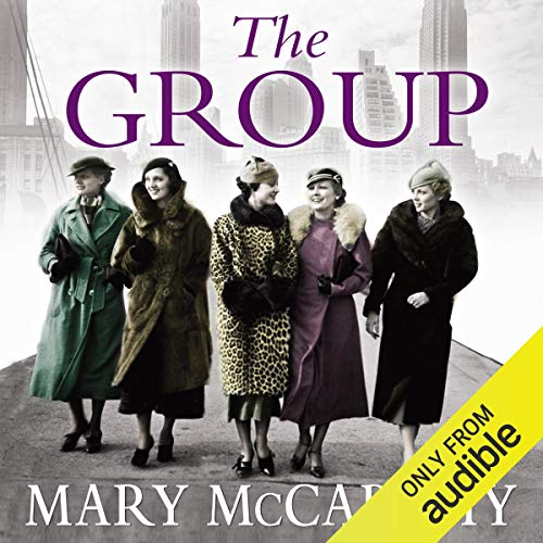 The Group audiobook cover art