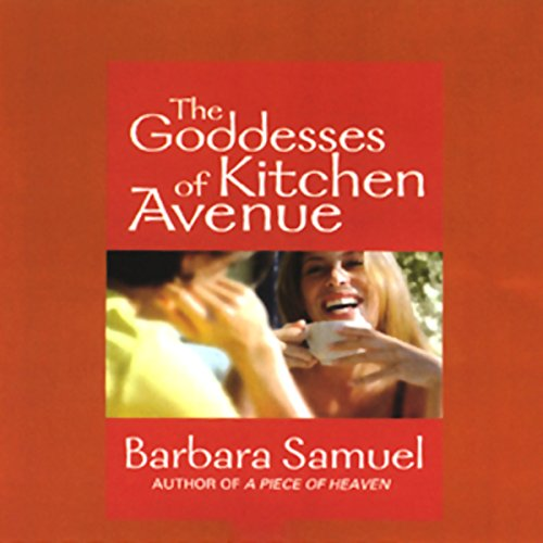 The Goddesses of Kitchen Avenue audiobook cover art