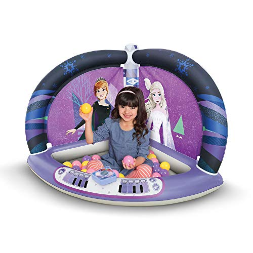 Disney Frozen 2 Kids Ball Pit with 50 Balls and Music Feature