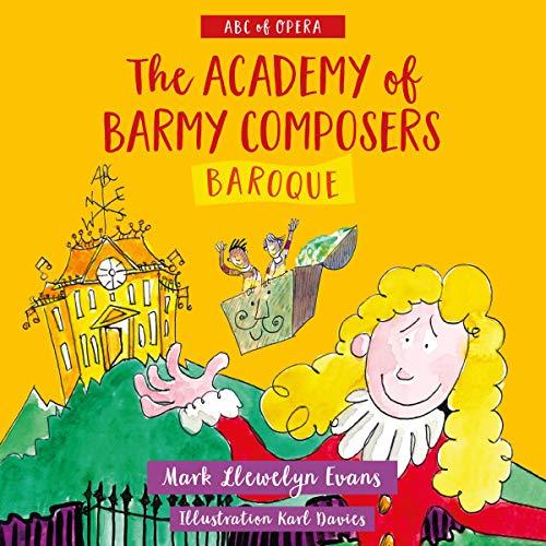 ABC of Opera: Baroque cover art