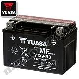 Batteria YUASA–YTX9-BS BS, 12V/8Ah (dimensioni: 150x 87x 105)