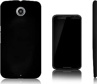 Xcessor Vapour Flexible TPU Gel Case for Motorola Google Nexus 6. Black