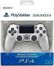 Sony - Mando Inalámbrico Dualshock 4 V2, Color Plata (PS4)