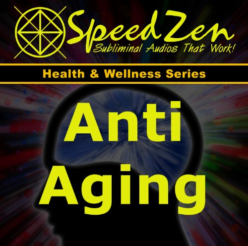 Anti-Aging & Wrinkle Reduction Subliminal CD