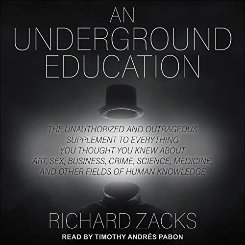 Page de couverture de An Underground Education