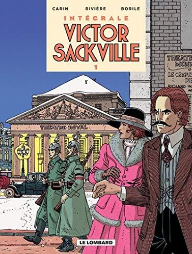 Intégrale Victor Sackville - tome 1 - Intégrale Victor Sackville 1