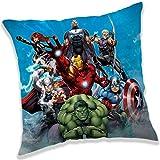 Marvel Avengers Kissen, 40 x 40 cm