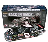 Brookfield Collectors Guild Dale Earnhardt Jr #8 Black Bud Budweiser 3 Days of Dale Talladega Salute To A Legend Dale Earnhardt Sr 1/24 Scale Diecast Hood Opens Metal Diecast Plastic Chassis 833 Made