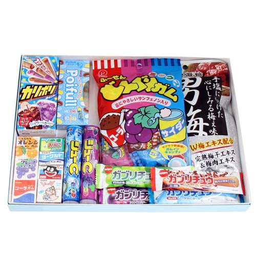 おかしのマーチ 駄菓子11種ギフトセット プチギフト