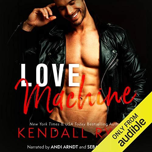 Love Machine cover art