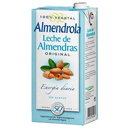 LECHE ALMENDRA ALMENDROLA 1L