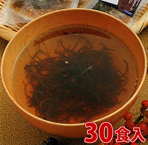 イカ屋荘三郎 もずくスープ 30食入り お取り寄せ ギフト グルメ ヤマキ食品