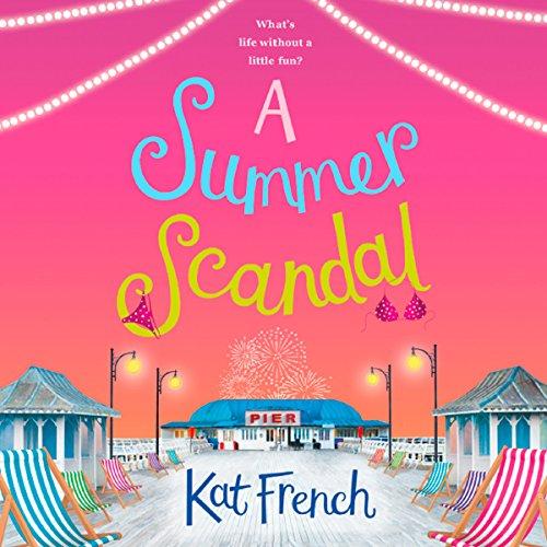 A Summer Scandal cover art