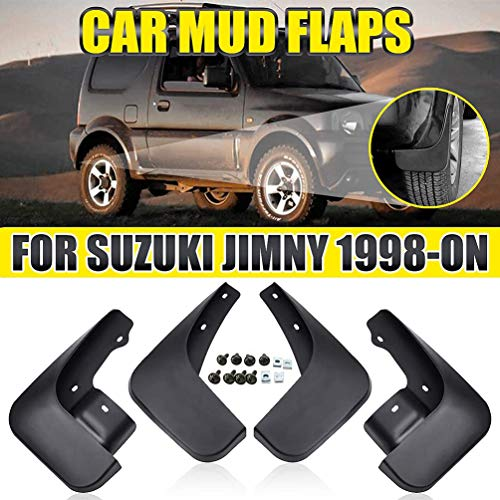 Upgraded Car Mudguards Splash Guards for Nissan Maxima 2016-2019 Front Rear Mudguards Wheel Accessories Styling /& Body Fittings 4Pcs Black