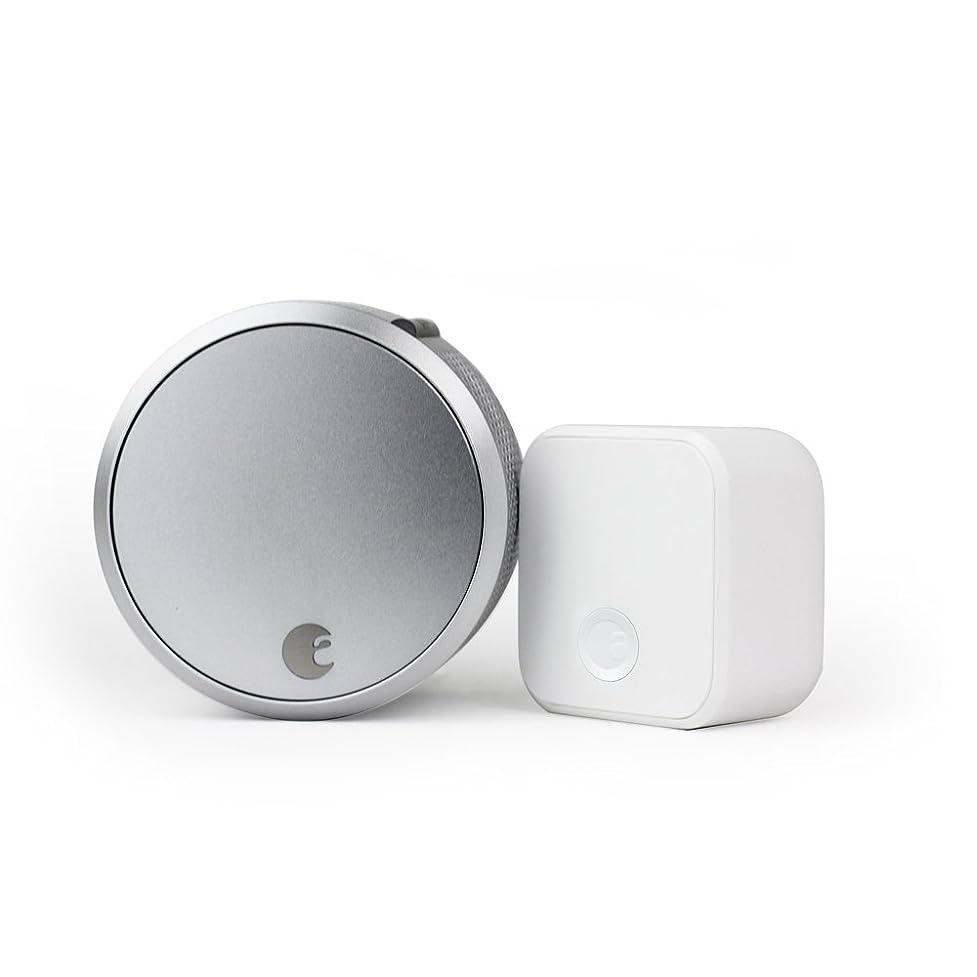 便利応じる本気August Smart Lock Pro +接? 100 AUG-SL03-C02-S03 1