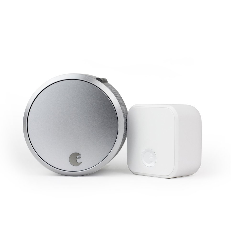 August Smart Lock Connect technology