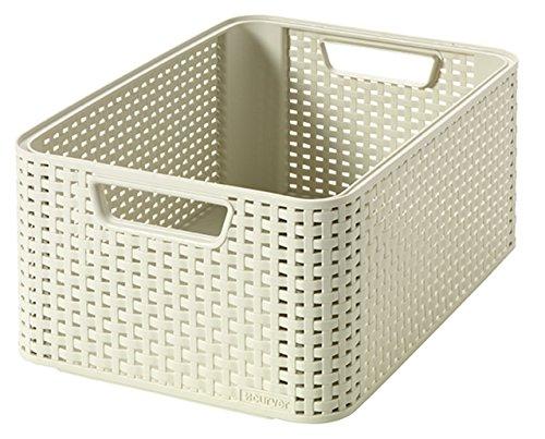 CURVER 205845 - Caja de Almacenamiento, 39 x 29 x 17 cm