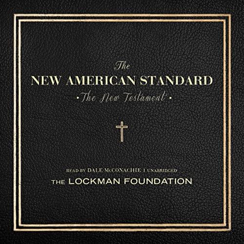 The New Testament of the New American Standard Audio Bible Titelbild