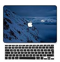 FULY-CASE プラスチックウルトラスリムライトハードシェルケース対応のあるMacBook Pro 15インチRetinaディスプレイCD-ROMなしUSキーボードカバー A1398 (スカイシリーズ 0485)