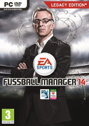 Fussball Manager 14 [AT - PEGI] - [PC]