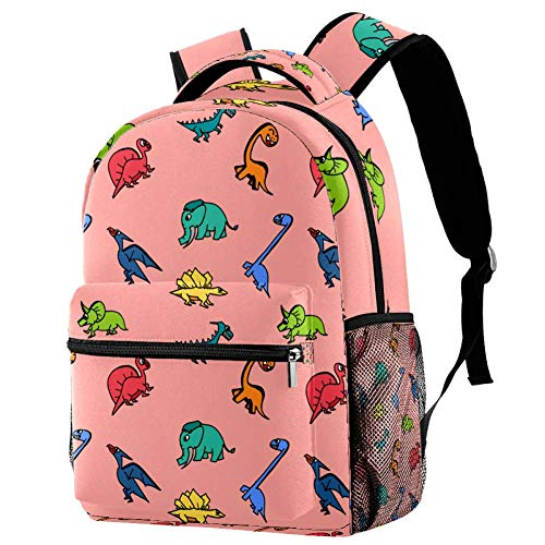 Lindo piña con cara en verano playa mochila escolar mochila libro bolsa casual mochila para viajes, estampado 8, Talla única, Mochila de a diario