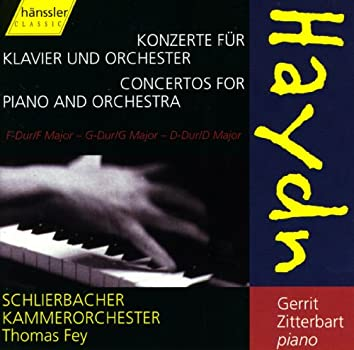 Haydn: Piano Concerto in F Major, Hob.Xviii:3 / Piano Concerto in G Major, Hob.Xviii:4