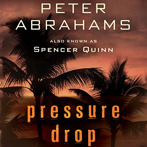 Pressure Drop audiobook cover art