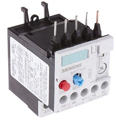 Siemens 3RU1116-1AB0 Überlastrelais 1,1...1,6 A für Motorschutz Baugröße S00 4011209270329