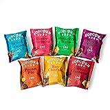 Popcorn Shed's Paquete de selección de degustación de palomitas gourmet (paquete de 7)...