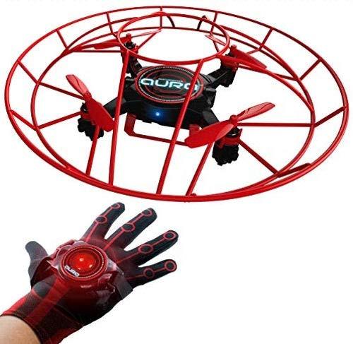 TV-24 Aura DECIIC 17800 Die gestengesteuerte Drohne Steuerung über Handschuh Neu OVP