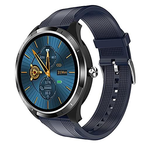 ZGZYL X3 Smart Watch Ladies Reloj Deportivo Impermeable con Sangre PPG + ECG Tasa Cardíaca Monitoreo De Presión Arterial Monitoreo De Hombres De Fitness De Los Hombres Pedómetro,D