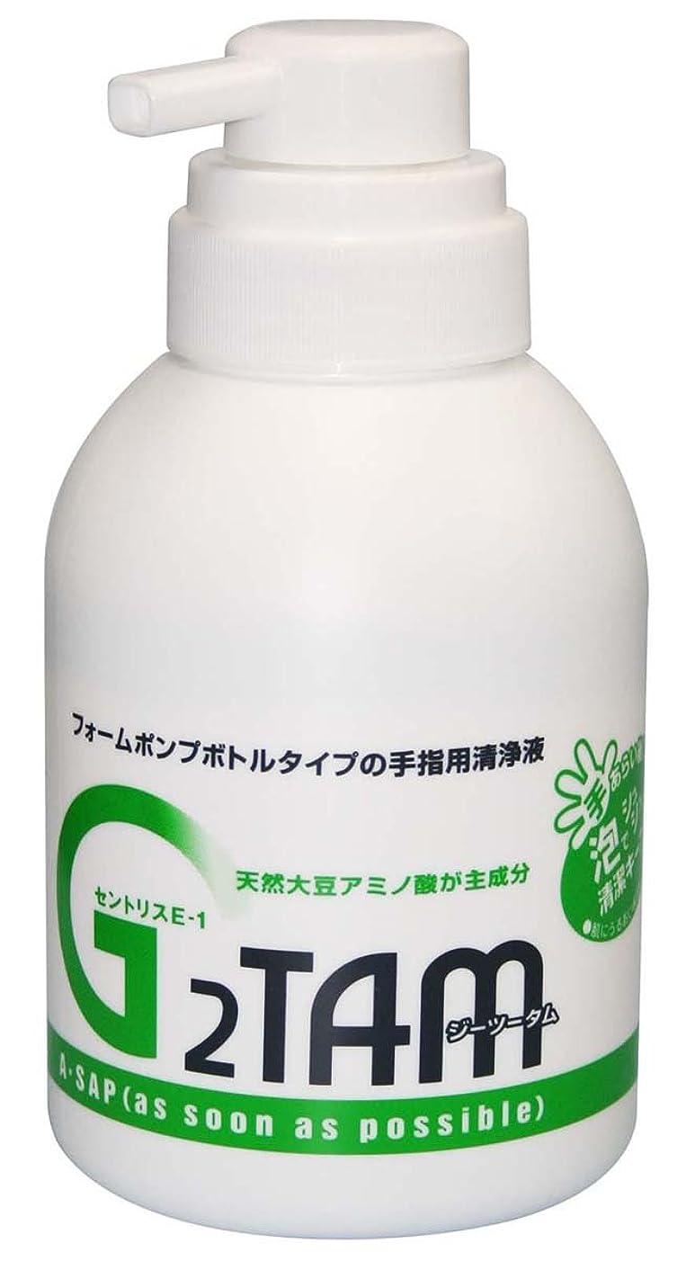 ギャロップ絶滅枠G2TAM手指用清浄液ポンプ 500ml