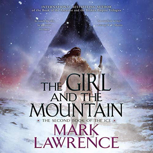 The Girl and the Mountain Titelbild