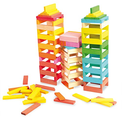 Legler - 2019175 - Forme À Trier Et À Empiler - Blocs En Bois - Construction