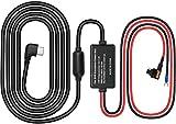 AUTO-VOX 2A Dash cam Hardwire kit-Low Profile Mini Fuse Type-C USB Port 12V-5A for Dash Cam V5