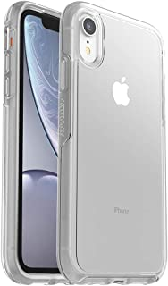 OtterBox SYMMETRY CLEAR SERIES Case for iPhone XR - Retail Packaging - CLEAR (Renewed)